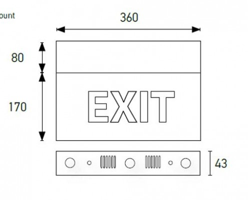 Denko Lighting Pte Ltd Emex 1602m Rm Series